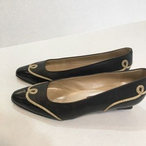 Bally Leather Heels